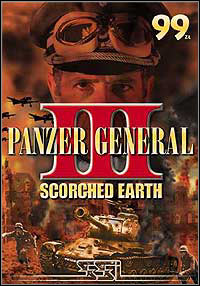 Okładka Panzer General III: Scorched Earth (PC)