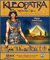 Okładka Pharaoh Expansion: Cleopatra - Queen of the Nile (PC)