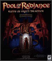 Okładka Pool of Radiance: Ruins of Myth Drannor (PC)