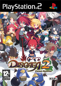 Okładka Disgaea 2: Cursed Memories (PS2)