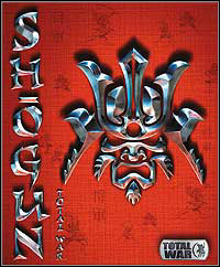 Game Box for Shogun: Total War (PC)