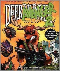 Okładka Deer Avenger II: Deer in the City (PC)