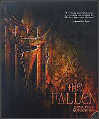 Okładka Star Trek Deep Space Nine: The Fallen (PC)