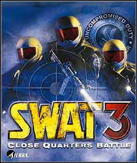 Okładka SWAT 3: Close Quarters Battle (PC)