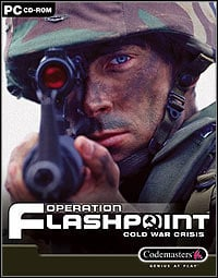 Game Box for Operation Flashpoint: Cold War Crisis (PC)