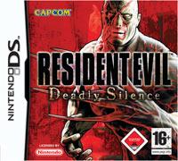 Okładka Resident Evil: Deadly Silence (NDS)