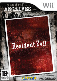 Game Box for Resident Evil Archives: Resident Evil (Wii)