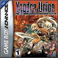 Okładka Yggdra Union (GBA)