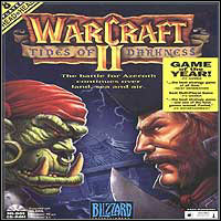 Okładka Warcraft II: Tides of Darkness (PC)