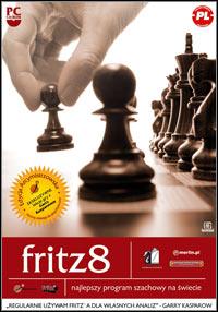 Okładka Deep Fritz 8 (PC)