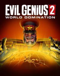 Game Box for Evil Genius 2: World Domination (PC)