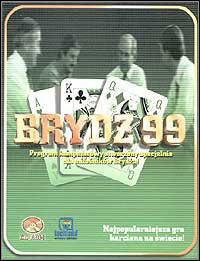 Okładka Brydz 99 (PC)