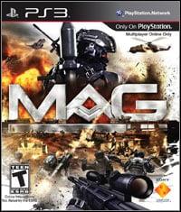 Okładka MAG (PS3)