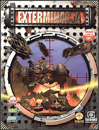 Okładka Extermination (1999) (PC)