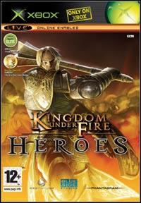 Okładka Kingdom Under Fire: Heroes (XBOX)