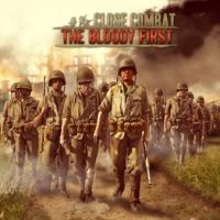 Game Box for Close Combat: The Bloody First (PC)