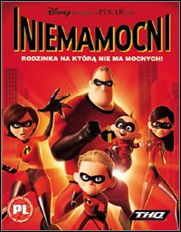Okładka The Incredibles: When Danger Calls (PC)