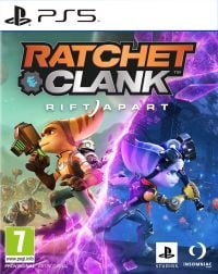Ratchet & Clank: Rift Apart (PS5 cover
