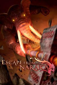 Okładka Escape from Naraka (PC)