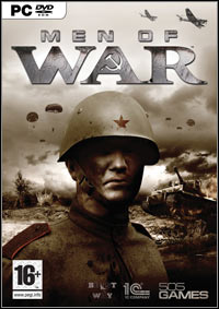 Game Box for Men of War (PC)