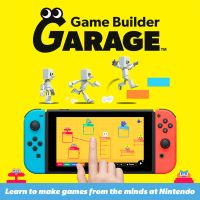 Game Builder Garage (Switch cover
