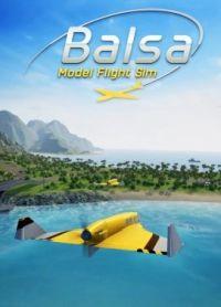 Okładka Balsa Model Flight Simulator (PC)