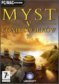 Okładka Myst V: End of Ages (PC)