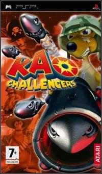 Okładka KAO Challengers (PSP)