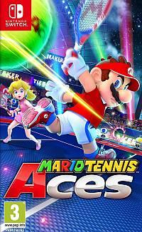 Okładka Mario Tennis Aces (Switch)