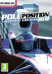 Game Box for Pole Position 2012 (PC)