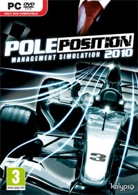 Okładka Pole Position 2010 (PC)