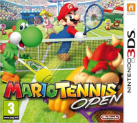 Game Box for Mario Tennis Open (3DS)