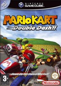 Game Box for Mario Kart: Double Dash!! (GCN)