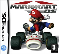 Game Box for Mario Kart DS (NDS)