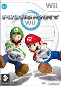 Okładka Mario Kart (Wii)