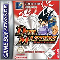 Game Box for Duel Masters: Sempai Legends (GBA)