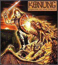 Okładka Konung: Legends of the North (PC)