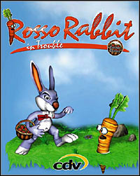 Okładka Rosso Rabbit in Trouble (PC)