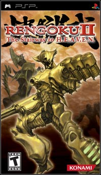 Okładka Rengoku 2: The Stairway to H.E.A.V.E.N (PSP)