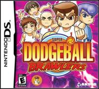 Okładka Super Dodgeball Brawlers (NDS)