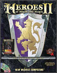 Okładka Heroes of Might and Magic II: The Succession Wars (PC)