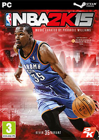 Game NBA 2K15 (PS4) cover