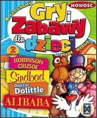 Okładka Games & Stories 4 Kids 2 (PC)
