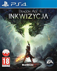 Game Dragon Age: Inquisition (PC) cover