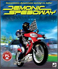 Okładka Demonic Speedway (PC)