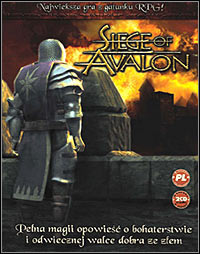 Okładka Siege of Avalon (PC)