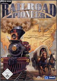 Okładka Railroad Pioneer (PC)