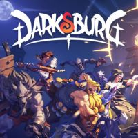 Okładka Darksburg (PC)