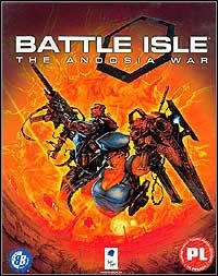 Okładka Battle Isle: The Andosia War (PC)