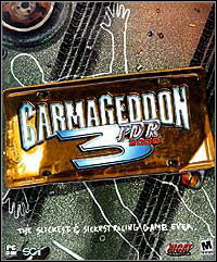 Okładka Carmageddon TDR 2000 (PC)